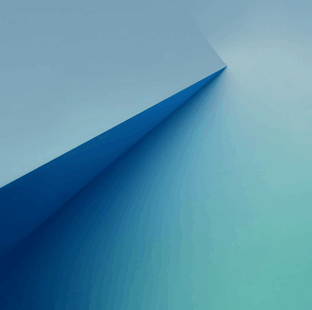 note蓝色壁纸