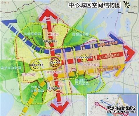 """新一轮""""苏州市城市总体规划""""呈现8大亮点最新消息"""