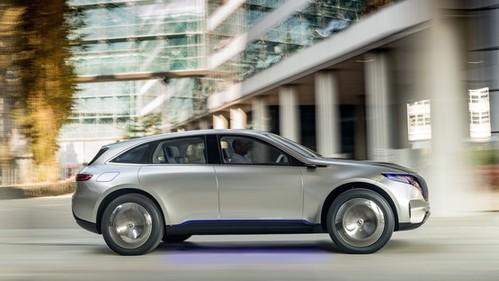奔驰新能源汽车计划 2025年前推将出10款电动汽车