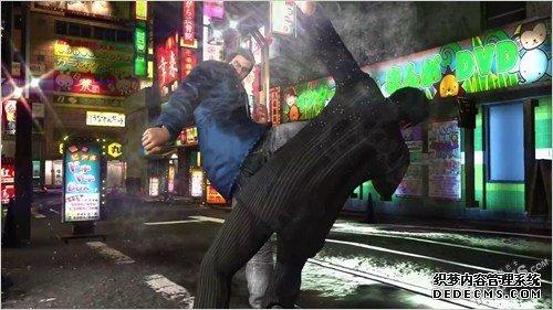 游讯PS4进化显著《如龙6》冰箱版试玩操作视如何用实际辨别地沟油图片