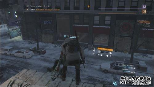 游讯PS4《全境评测》beta封锁--曼哈顿的a全境铂金包图纸图片
