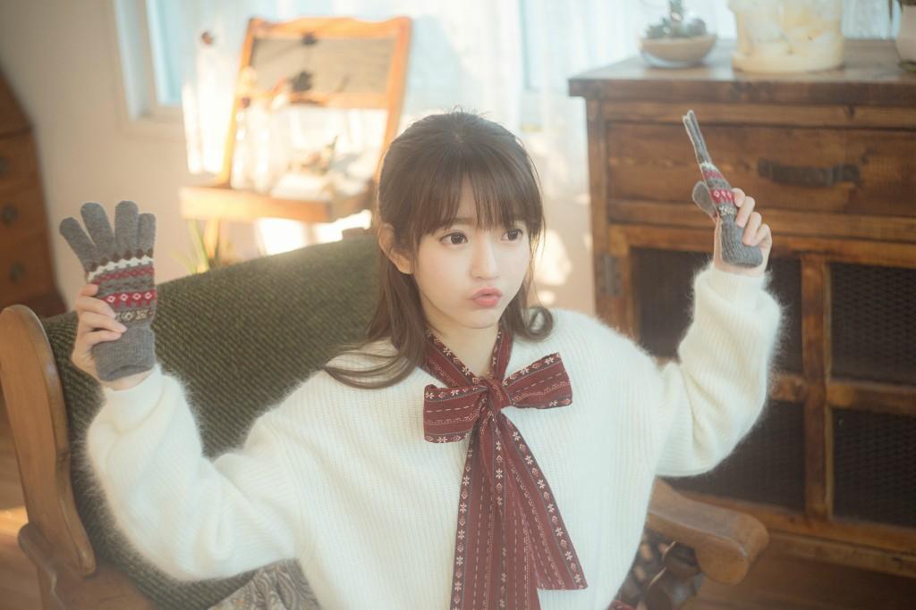 韩国美女yurisa美照 嘟嘴卖萌好可爱