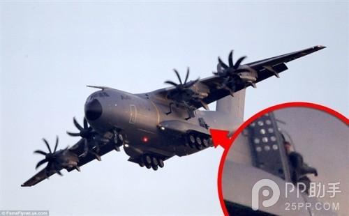 碟中谍5 飞机镜头