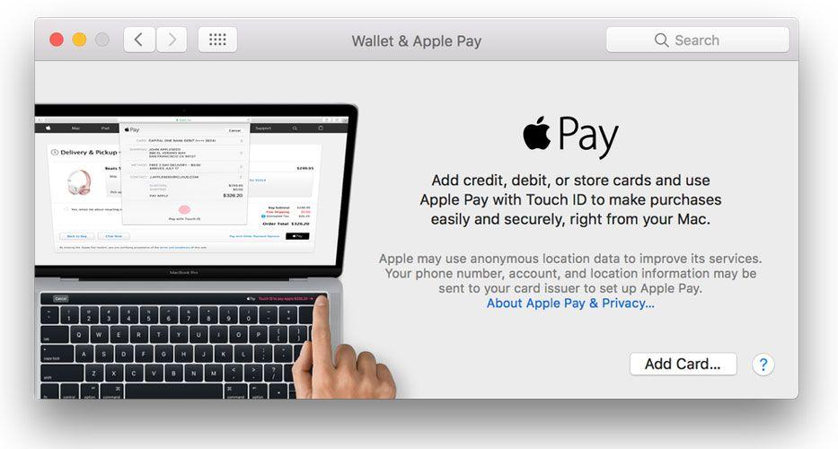 新手|指纹男人:在新款MBP上添加手机和银行卡教程帮安卓版图片