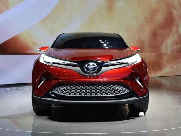 念车 一汽丰田新款SUV2018年年中投产高清图片